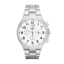 CH2903 Qualifier mens silver bracelet sport watch