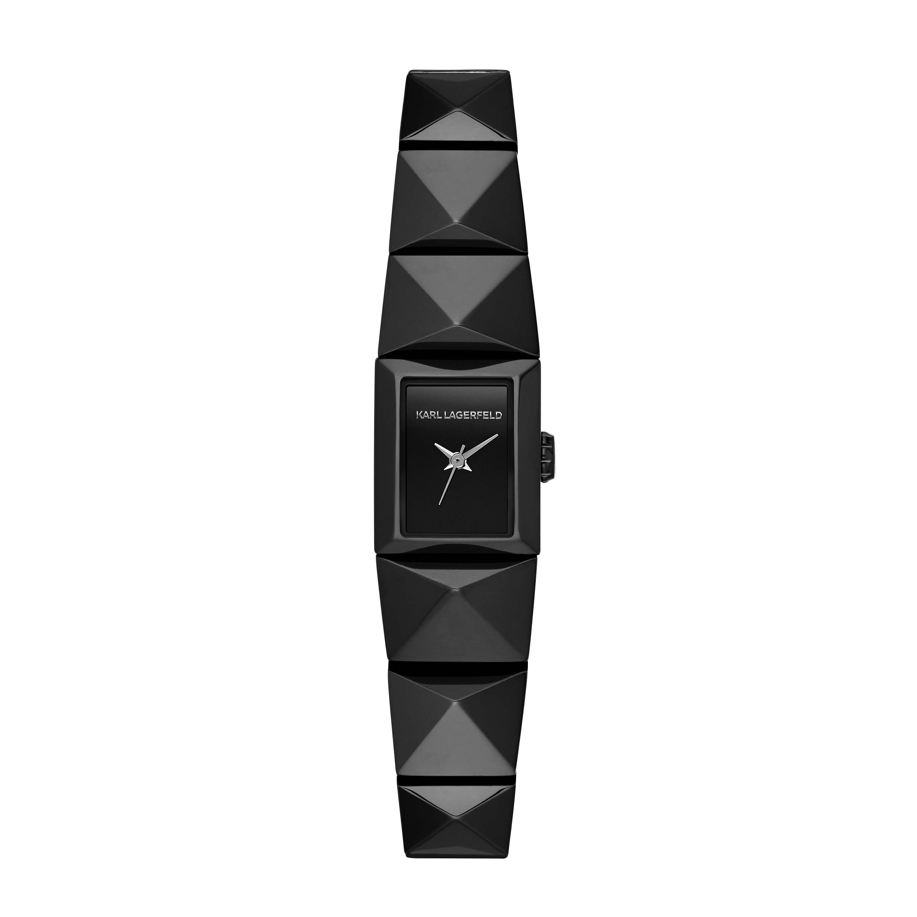 KL2607 Perspektive Black Ladies Bracelet Watch