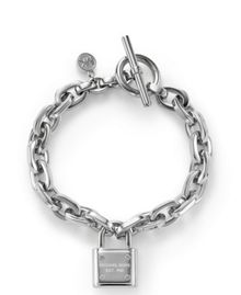 Michael Kors MKJ3312040 womens toggle bracelet