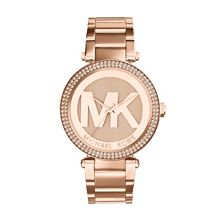 Michael Kors MK5865 Parker Rose Gold Ladies Bracelet Watch