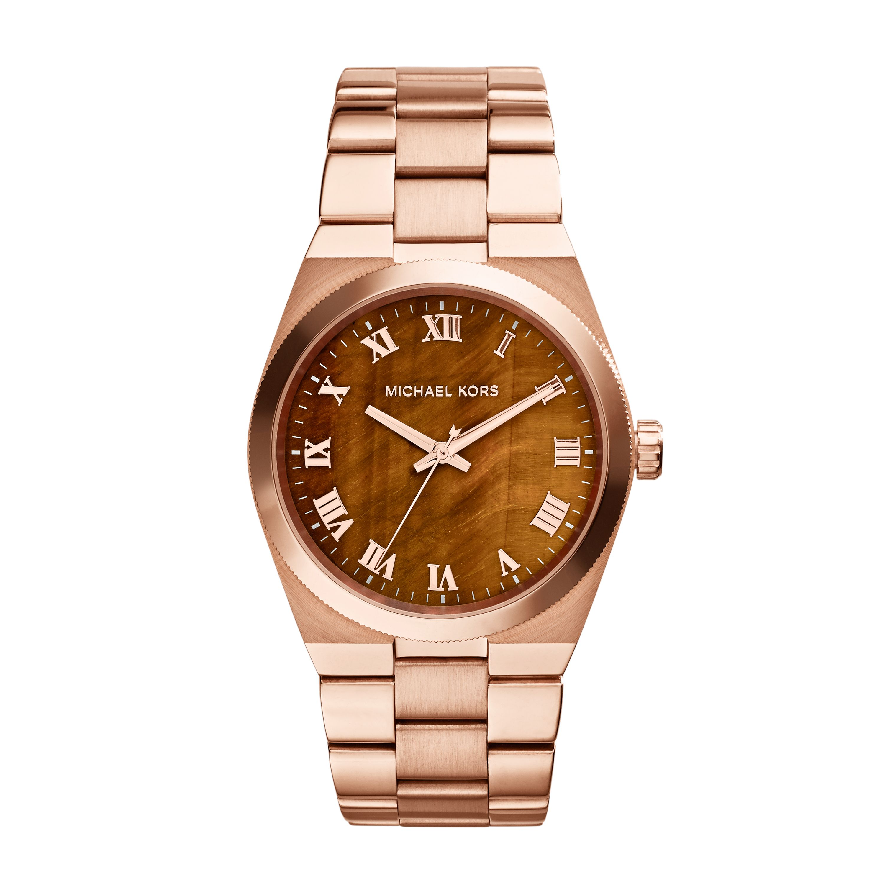 MK5895 Brooks Rose Gold Ladies Bracelet  Watch