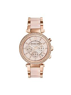 MK5896 Parker Rose Gold Ladies Bracelet Watch