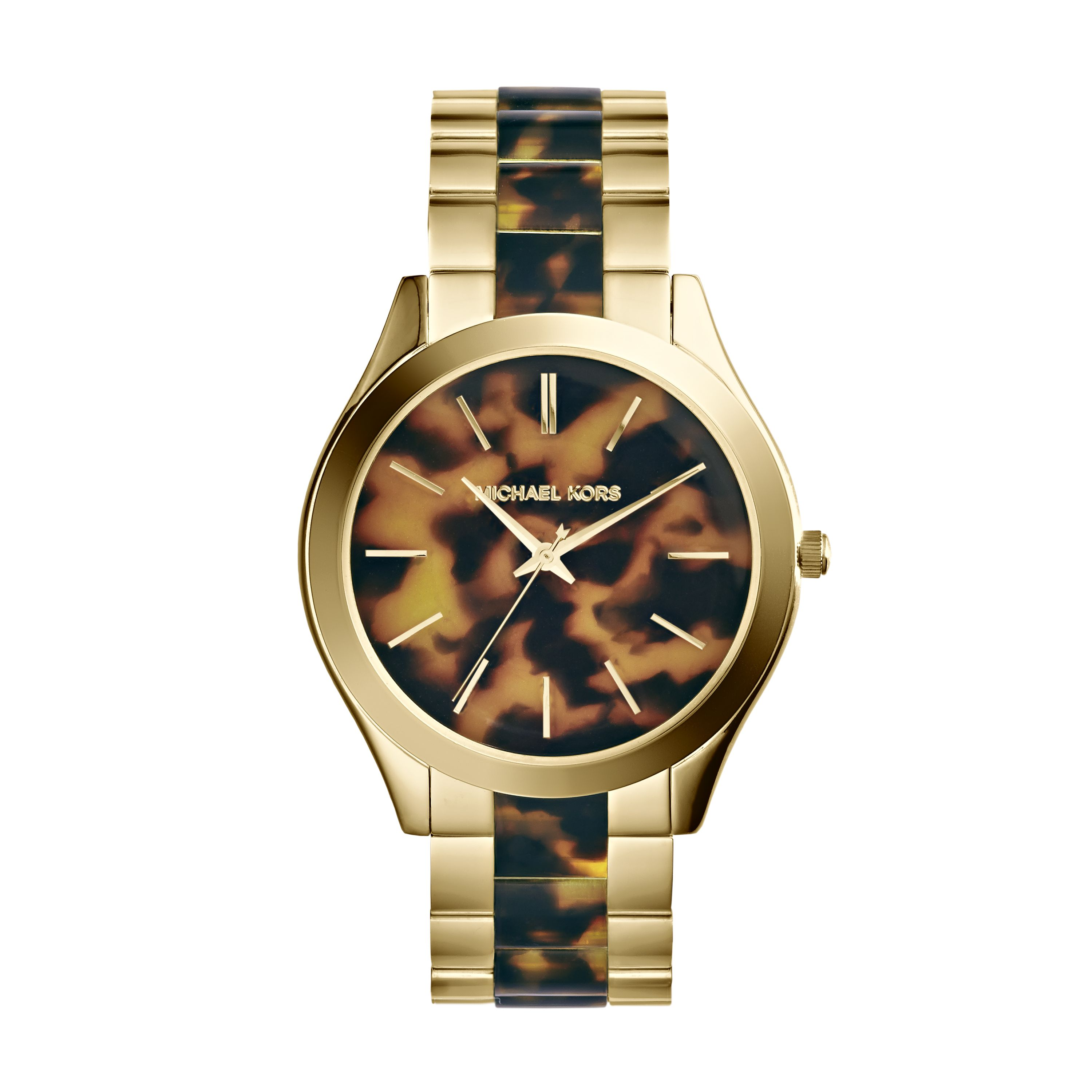 MK4284 METALS tortoise ladies watch
