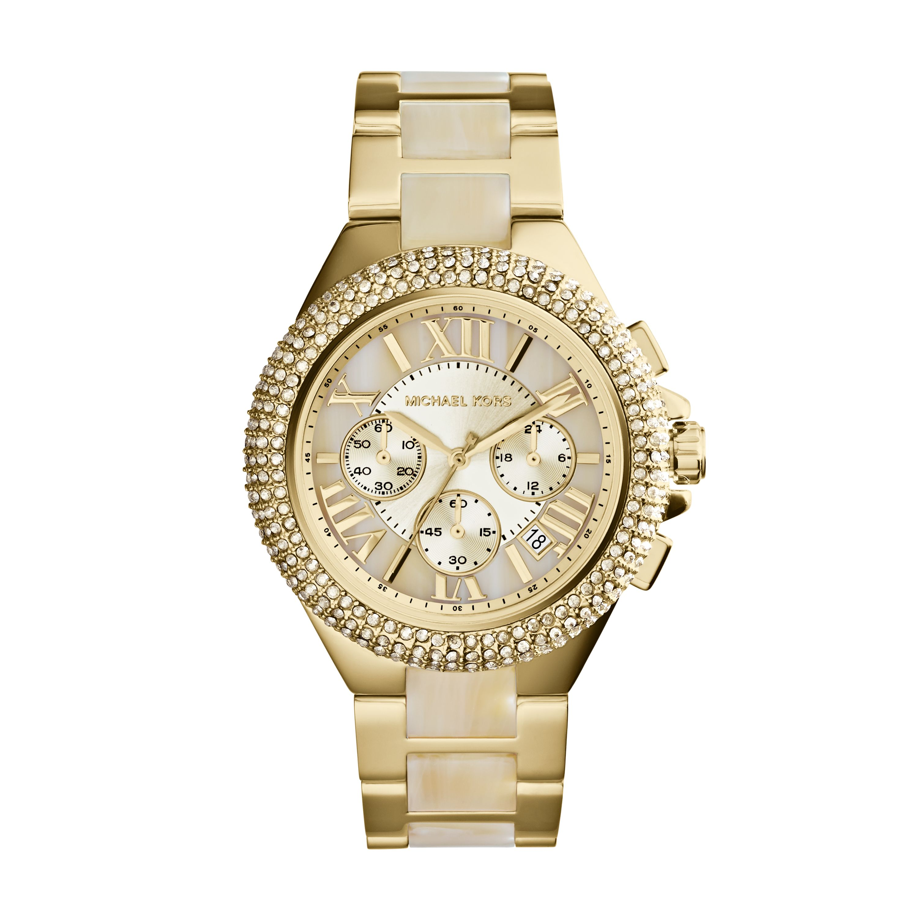 MK5902 Camille Ladies Chronograph Bracelet Watch