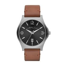 Danny brown leather mens watch