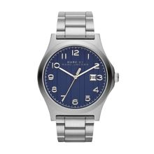 Jimmy silver mens bracelet watch
