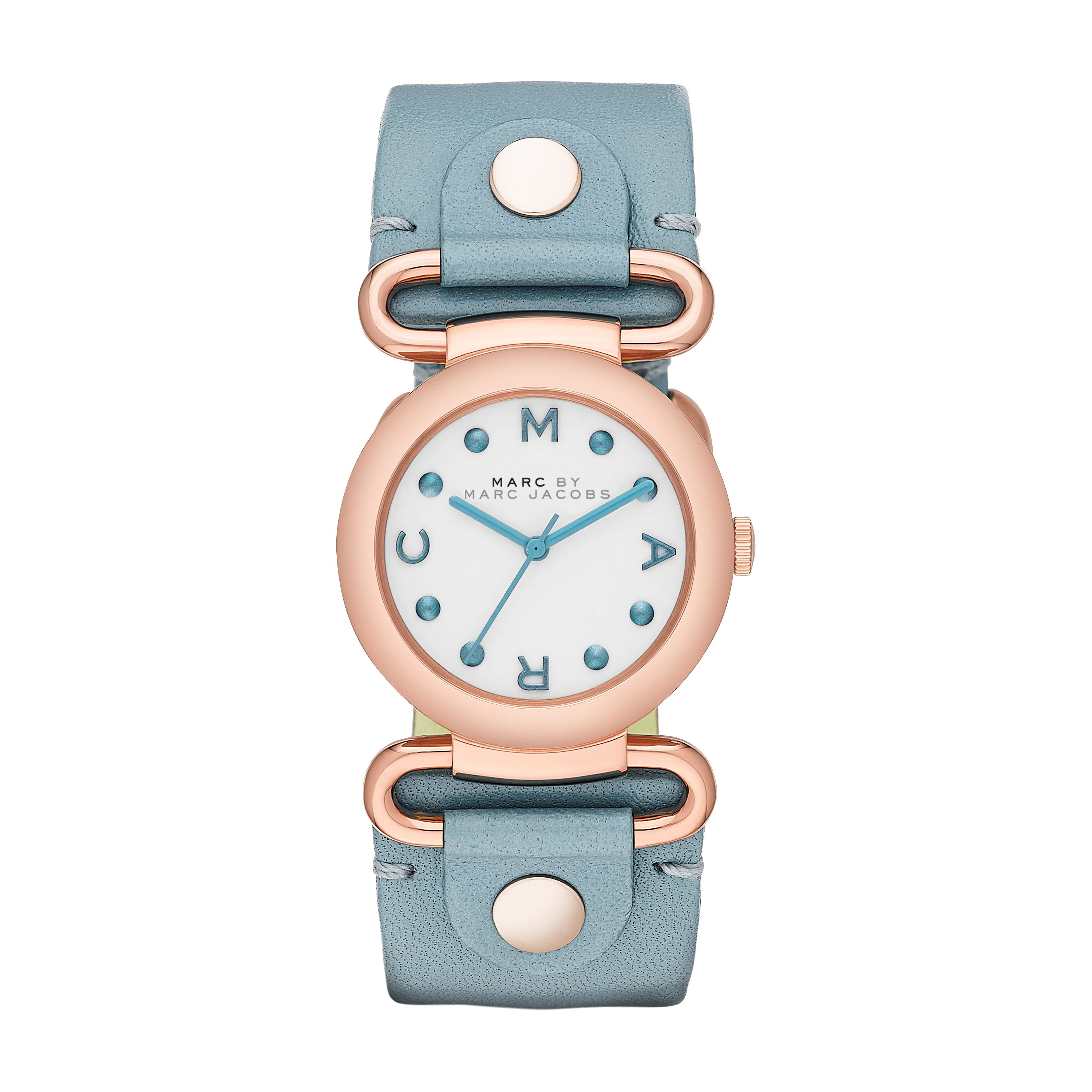 MBM1307 Molly Blue Leather Ladies Watch