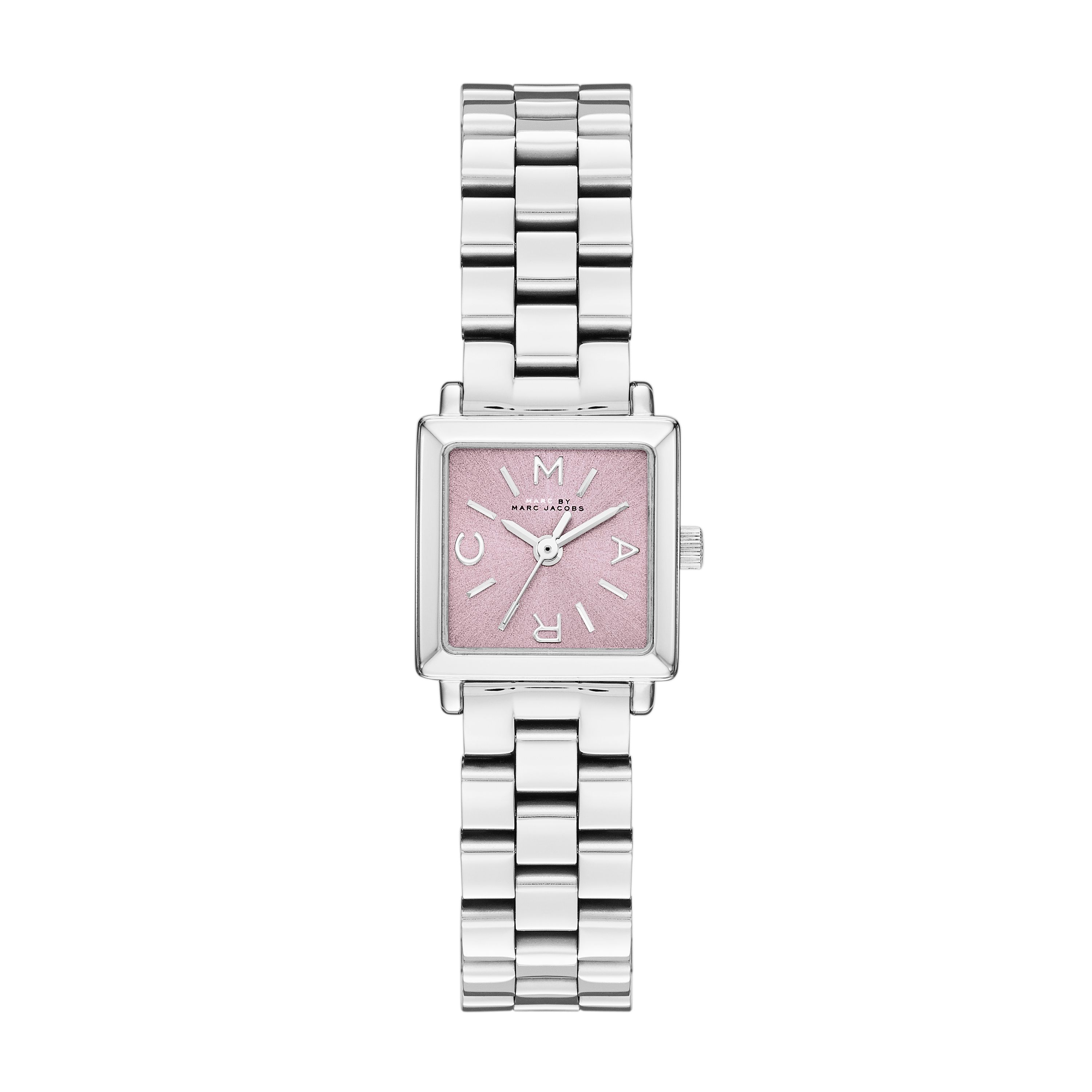 MBM3286 Katherine Silver Square Ladies Watch