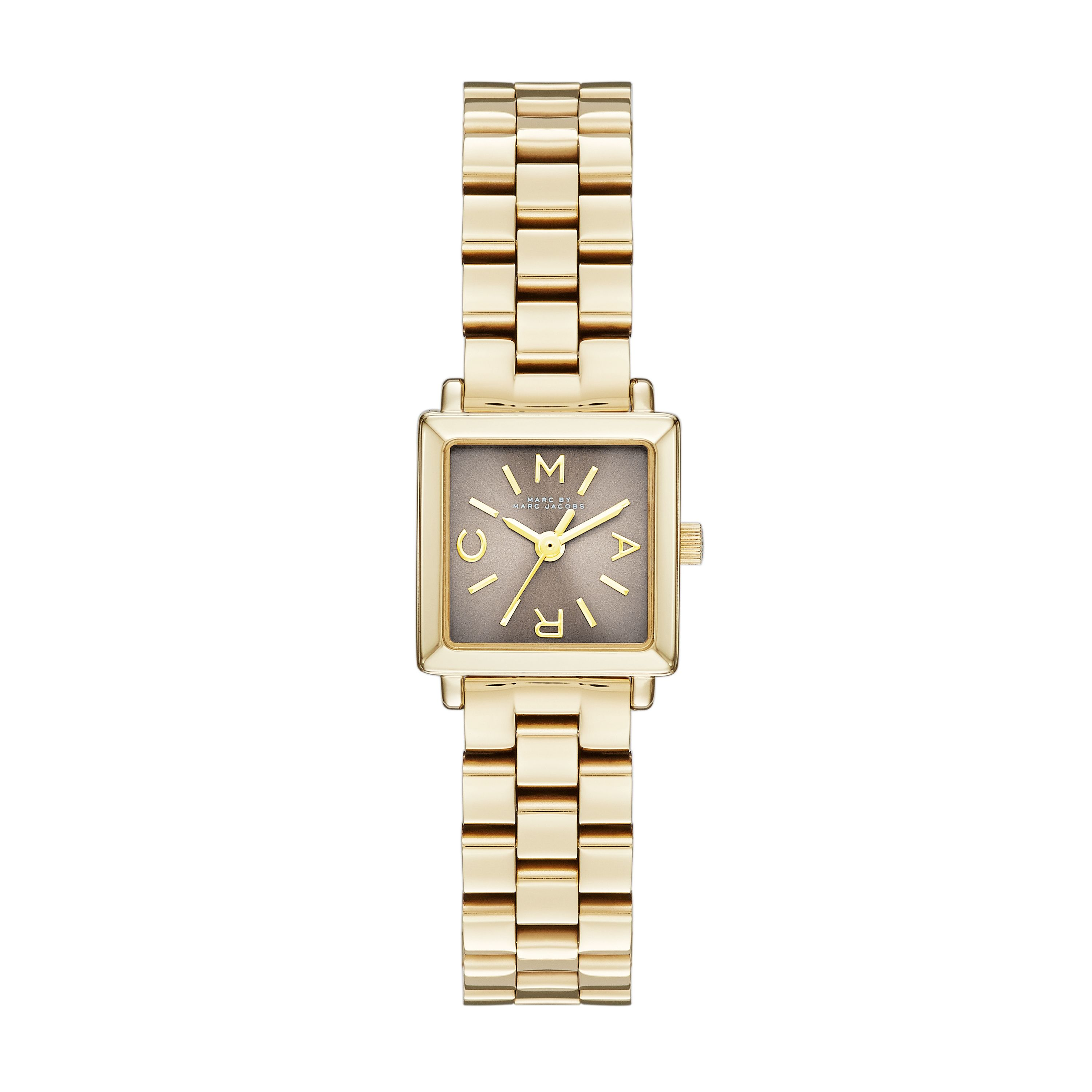 MBM3287 Katherine Gold Square Ladies Watch
