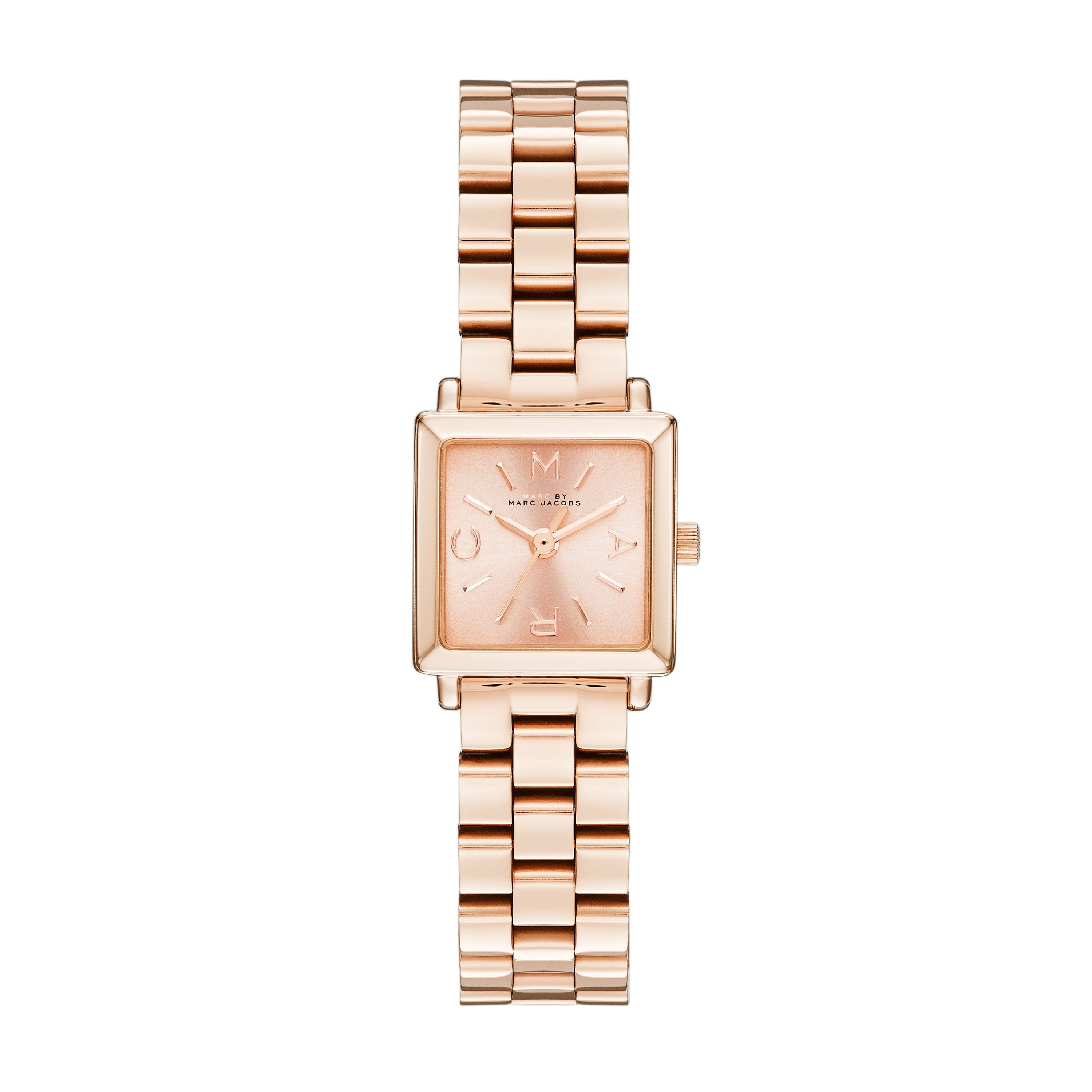 MBM3288 Katherine Rose Gold Square Ladies Watch