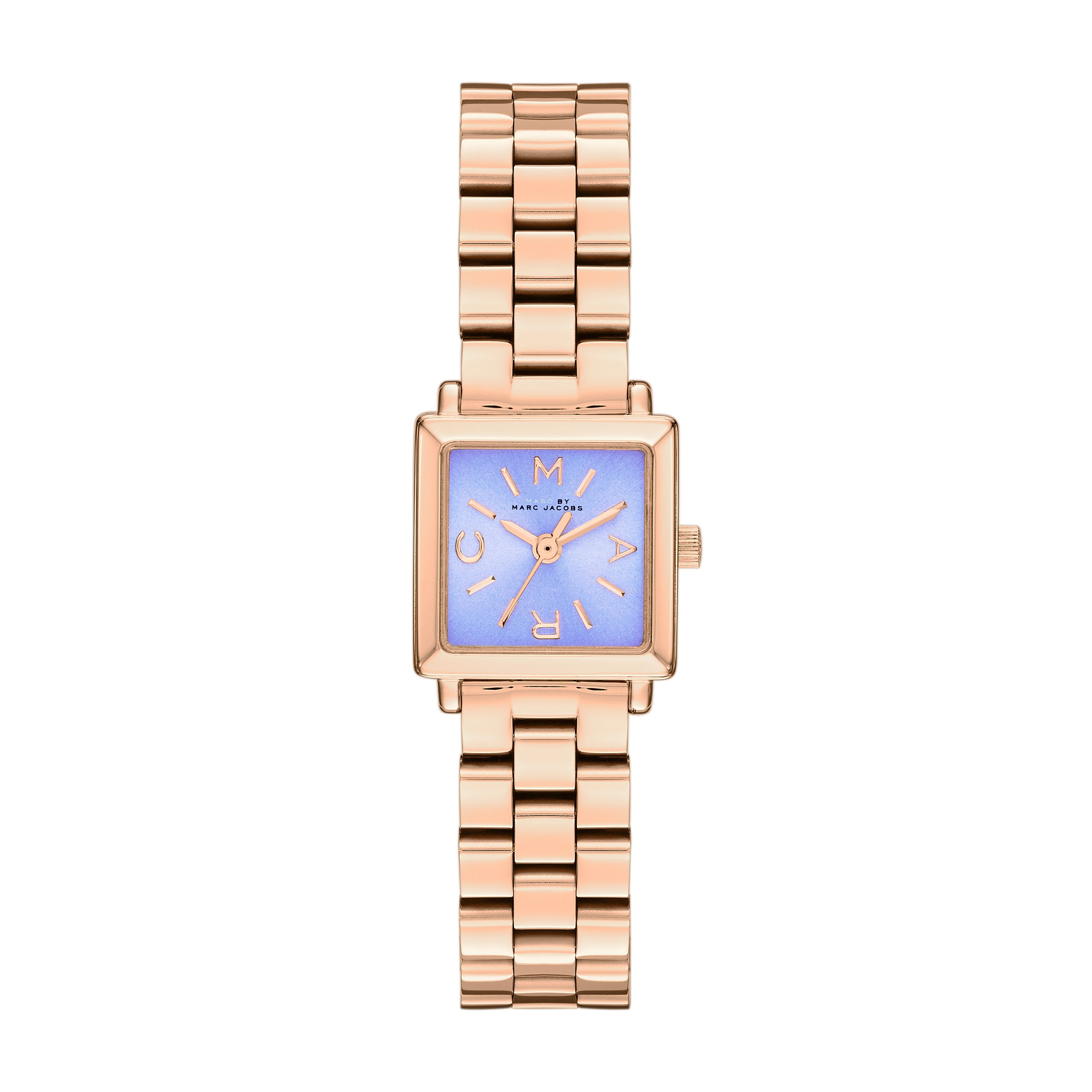 MBM3290 Katherine Rose Gold Square Ladies Watch