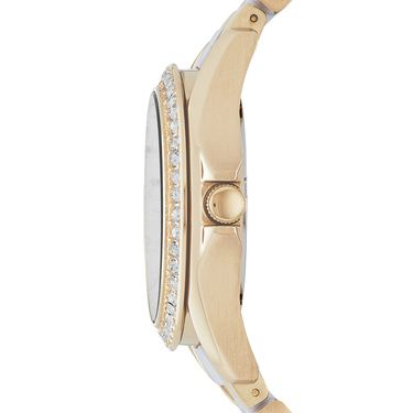 ES3527 Riley Ladies Two Tone Glitz Bracelet Watch
