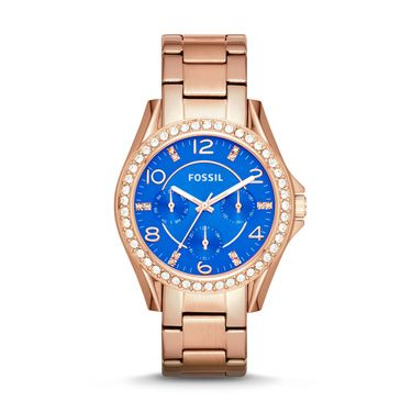 ES3569 Riley Ladies Rose Gold Bracelet Watch