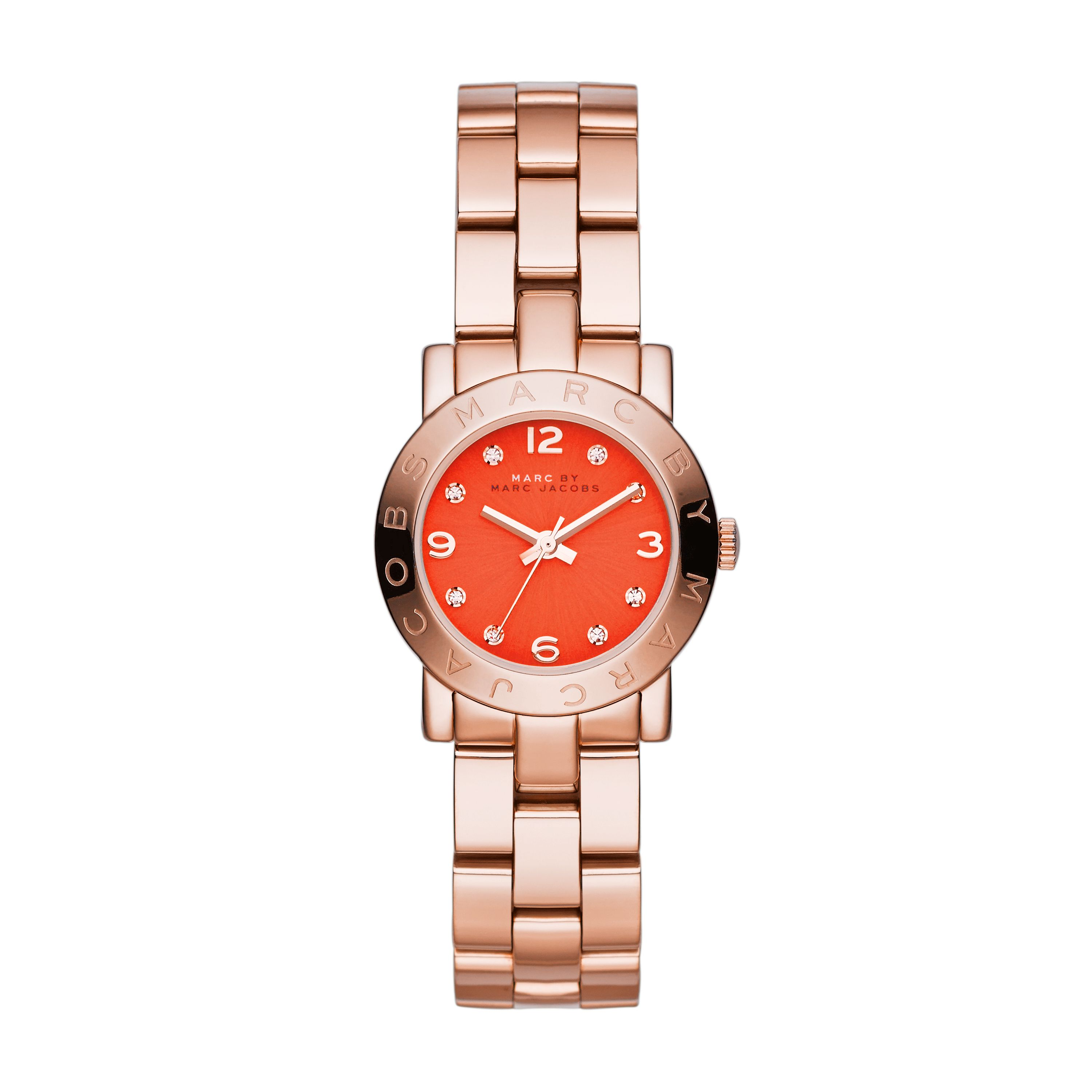 MBM3305 Amy ladies rose gold bracelet watch