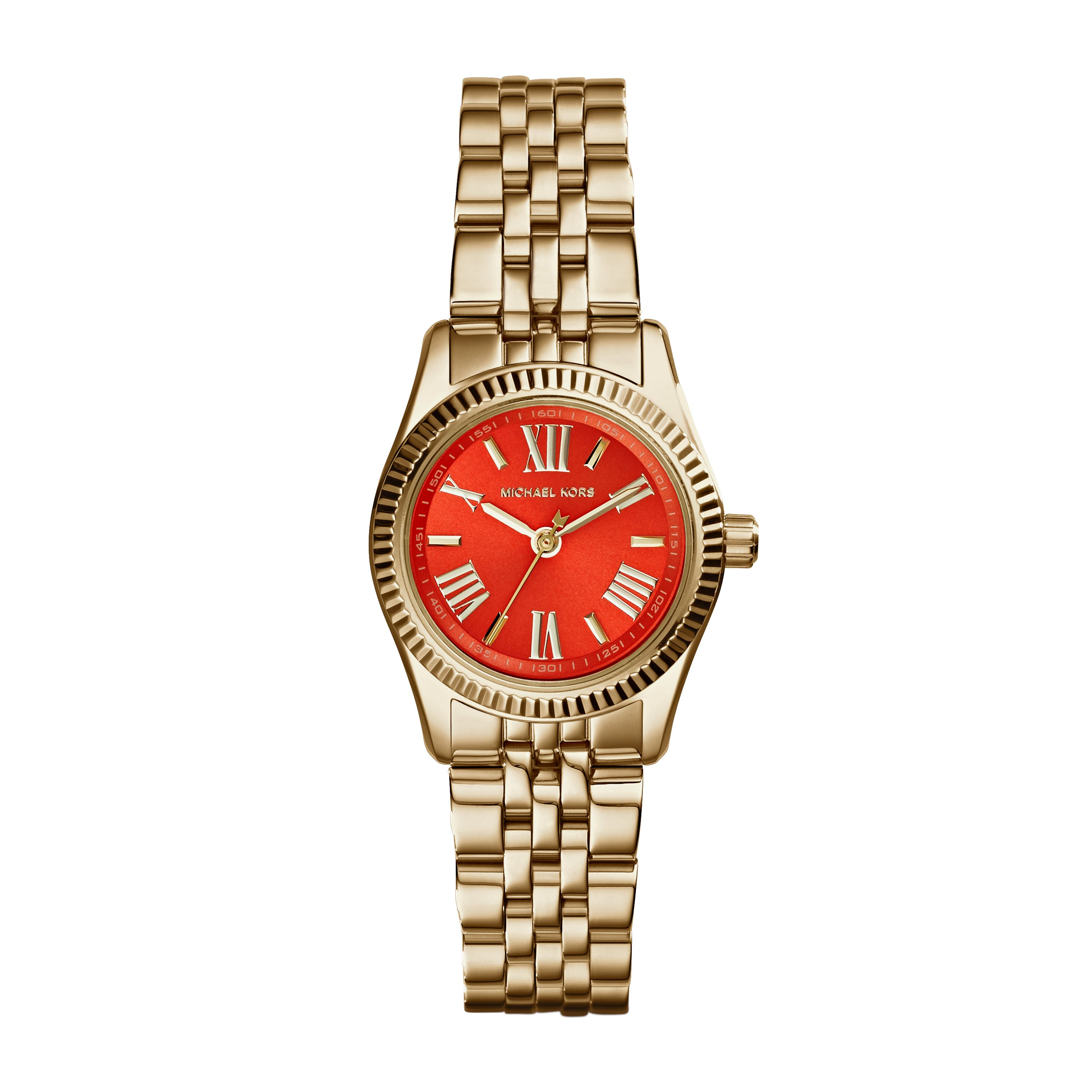 MK3284 Ladies gold bracelet watch