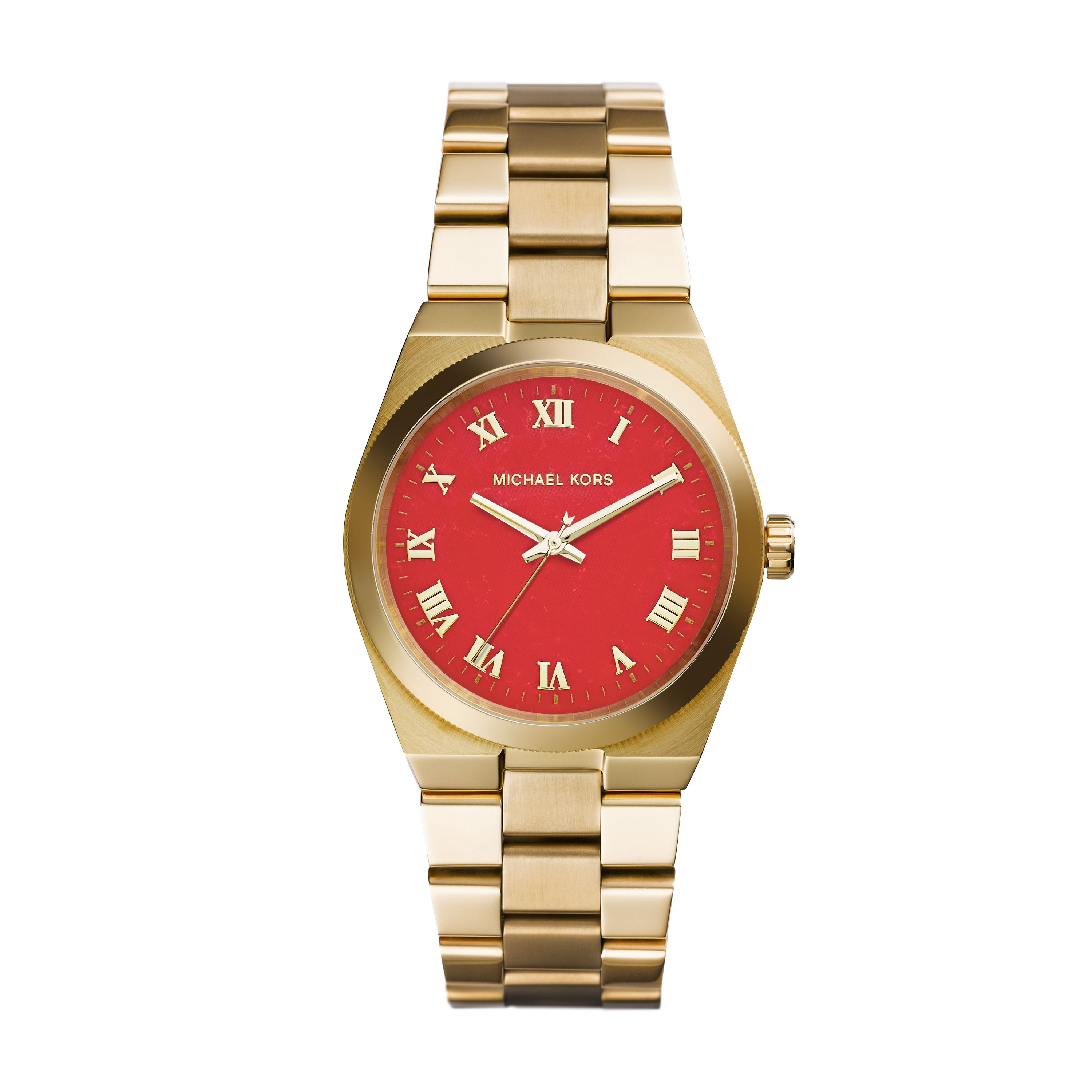 MK5936 Ladies gold bracelet watch
