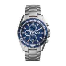 MK8354 Mens silver sport sport watch