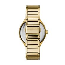 Michael Kors Kerry Gold Crystal Ladies Bracelet Watch