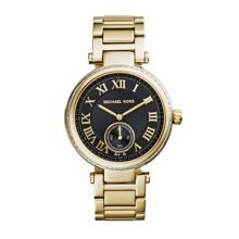 Skylar Gold Ladies Bracelet Watch