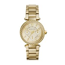 Michael Kors MK6056 gold ladies bracelet watch
