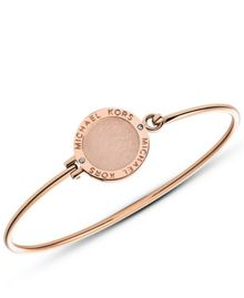 MKJ4324791 Ladies Logo Bangle