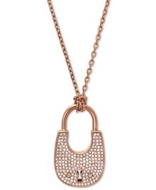 Michael Kors MKJ4894791 Ladies Necklace
