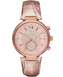 Michael Kors MK2445 Ladies Strap Watch
