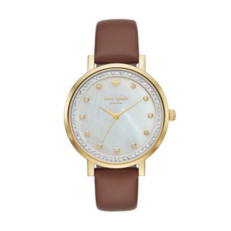 Kate Spade New York KSW1050 ladies leather watch