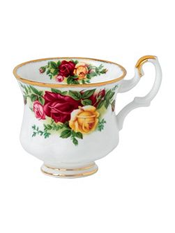 Old Country Roses Coffee Cup