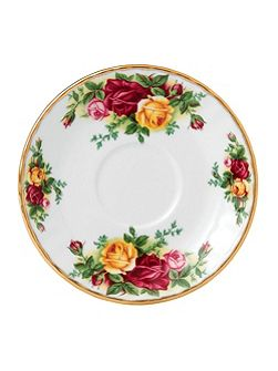 Old Country Roses Coffee Saucer