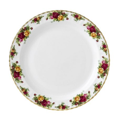 Royal Albert Old country roses round charger