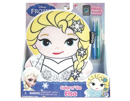 Inkoos Color n` Go Frozen - Elsa
