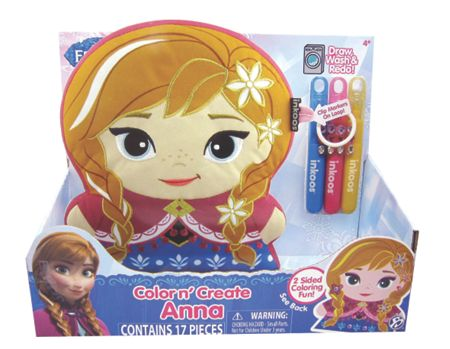 Inkoos Color n` Create Frozen - Anna