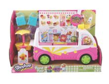 Shopkins `Scoops` Ice Cream Truck Playset