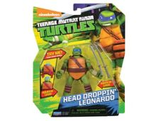 Teenage Mutant Ninja Turtles Head Droppin` Figure - Leonardo