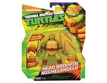 Teenage Mutant Ninja Turtles Head Droppin` Figure - Michelangelo