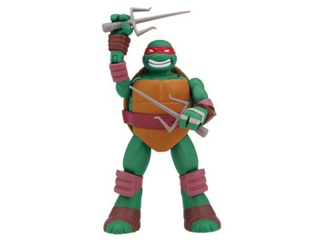 Teenage Mutant Ninja Turtles Head Droppin` Figure - Raphael