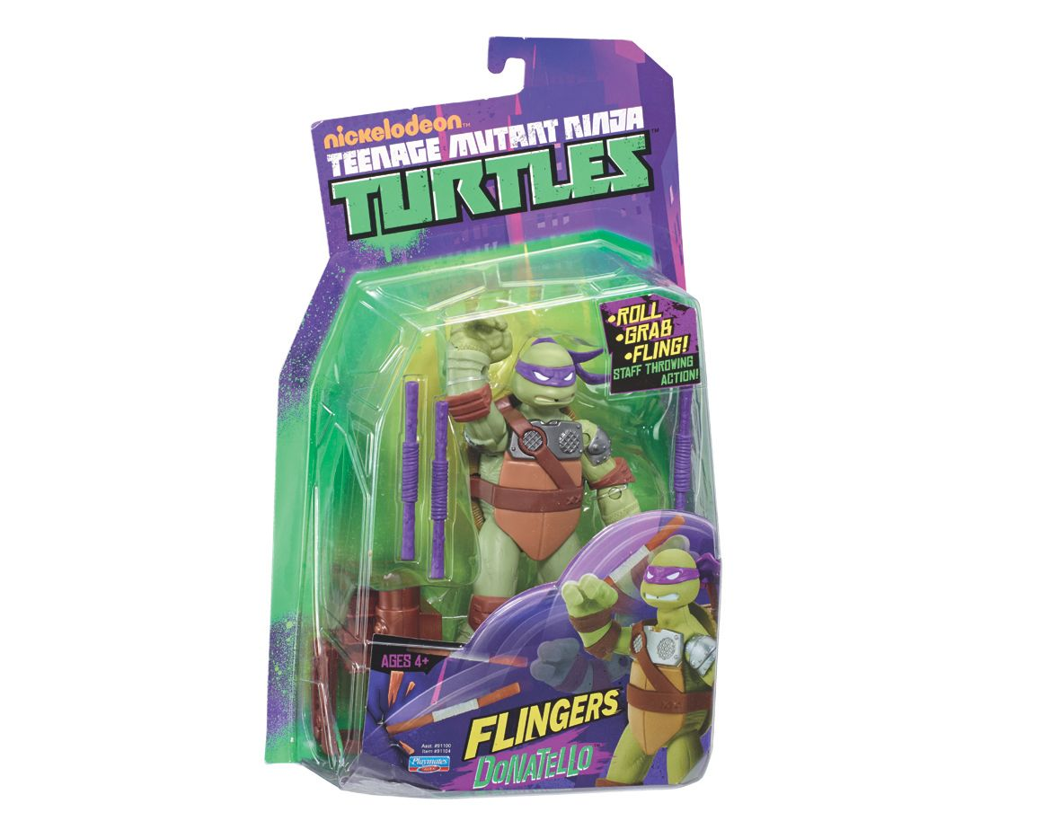 Turtles Donatello flingers figure