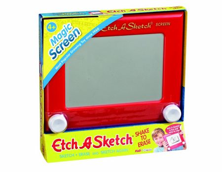 Flair Etch A Sketch