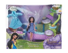 Silvermist`s Fairy Bath Fairy World Playset