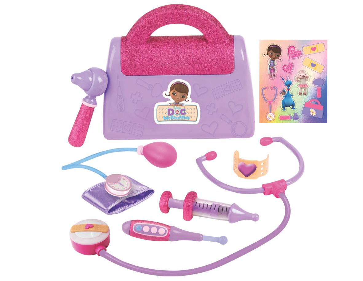 Doc McStuffins Doctor`s Bag Set