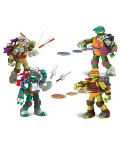 Teenage Mutant Ninja Turtles Flingerz Assortment