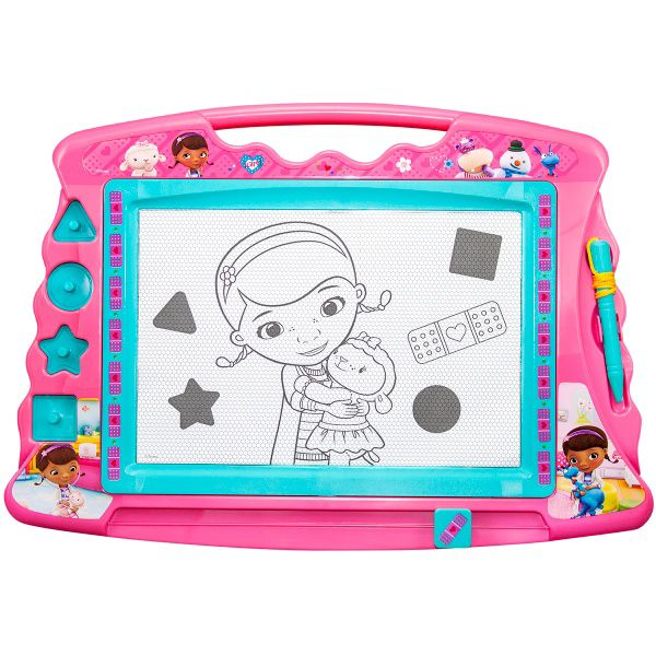 Doc Mcstuffins Paint Mini Doodler