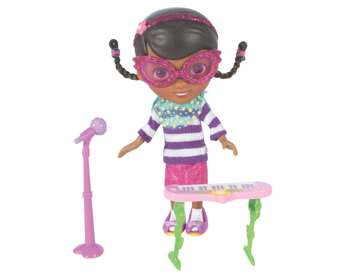 Doc McStuffins Roc Star Doc