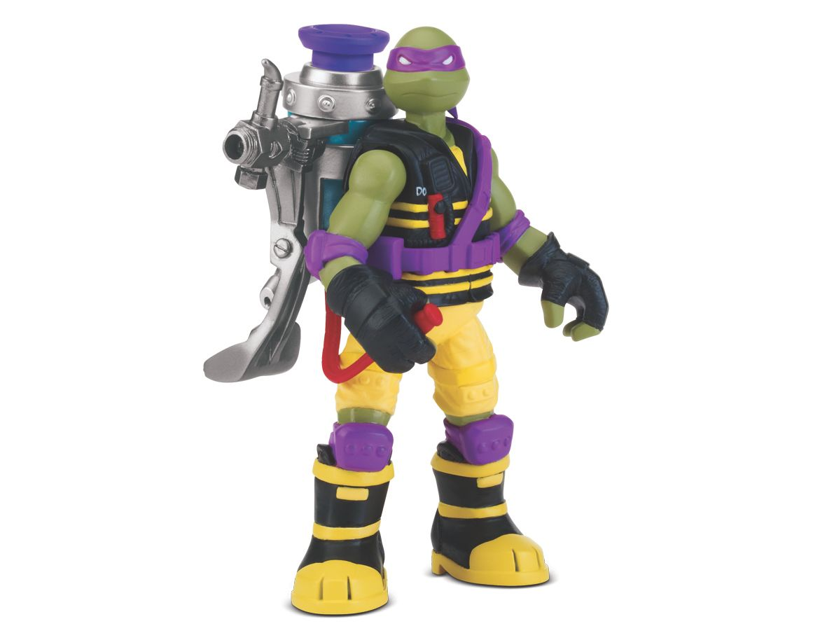 Turtles ooze scoopin Donnie figure