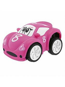 Turbo touch pinky car
