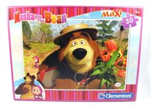 Masha and The Bear Maxi Puzzle