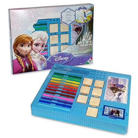 Disney Frozen Large stampers set