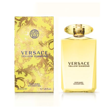 Versace Yellow Diamond Shower Gel 200ml