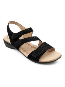 Hotter Windward adjust sandal